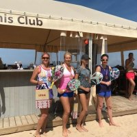 Beach Tennis Club 2017